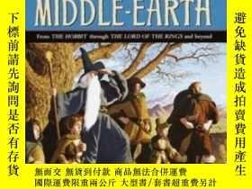 二手書博民逛書店The罕見Complete Guide To Middle-earthY256260 Robert Foste