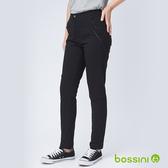 【歲末出清】彈性輕便保暖褲01黑-bossini女裝
