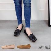 懶人鞋 金色點點莫卡辛鞋 MA女鞋 T7023
