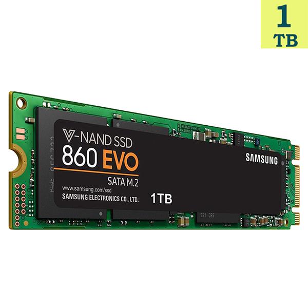 [免運] SAMSUNG [860 EVO] SSD M.2 1TB 1T MZ-N6E1T0BW SATA 6Gb/s 固態硬碟