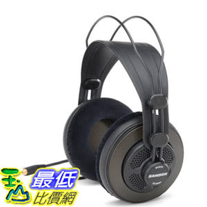 [106美國直購] 耳機 Samson SR850 Semi-Open-Back Studio Reference Headphones