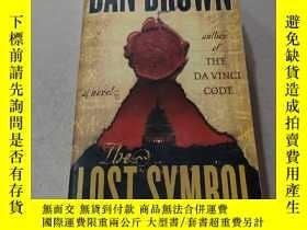 二手書博民逛書店THE罕見LOST SYMBOL:消失的符號Y212829