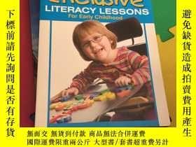 二手書博民逛書店Inclusive罕見LITERACY LESSONS For