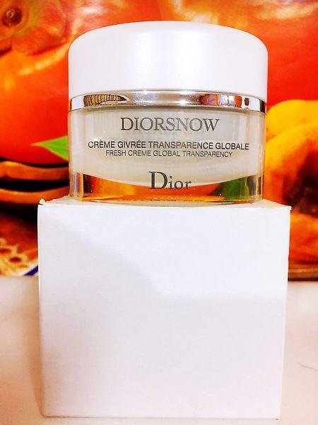 DIOR 迪奧 雪晶靈透白乳霜 50ML 全新百貨公司專櫃白盒裝