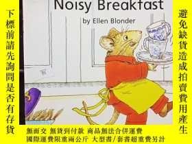 二手書博民逛書店Noisy罕見BreakfastY12498 Ellen Blo