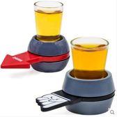 喝酒 遊戲轉盤 創意 俄羅斯輪盤 聚會酒令 活動 遊戲道具