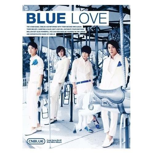CNBLUE BLUE LOVE CD附DVD 台灣獨占影音典藏盤 (購潮8)