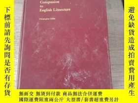 二手書博民逛書店Long罕見Companion to English Liter