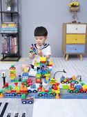積木 城市警察積木玩具益智力拼裝汽車2女孩男孩子3-6周歲legao 夢藝家