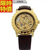 機械錶-時尚率性熱銷男腕錶5色5j70【巴黎精品】