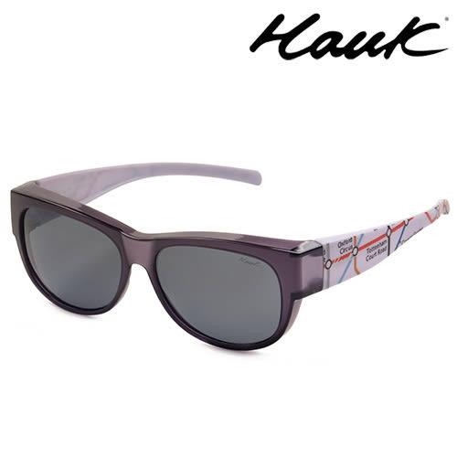 HAWK偏光太陽套鏡(眼鏡族專用)HK1006UK-SP