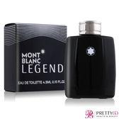 MONTBLANC 萬寶龍 傳奇經典男性淡香水迷你瓶(4.5ML)【美麗購】