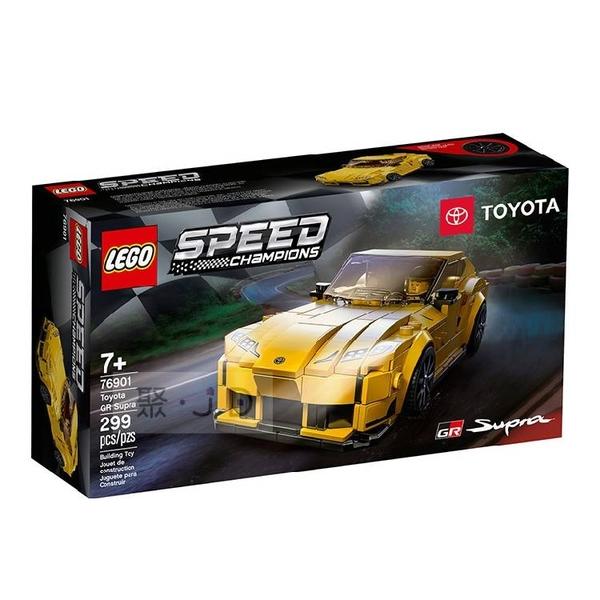 76901【LEGO 樂高積木】speed 賽車系列 - Toyota GR Supra