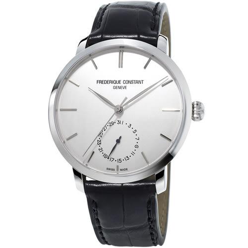 康斯登 CONSTANT Manufacture系列超薄腕錶        FC-710S4S6