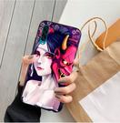[A50 軟殼] 三星 Samsung Galaxy A30s A70 SM-A307 A505GZ A7050 手機殼 外殼 美女般若惡鬼