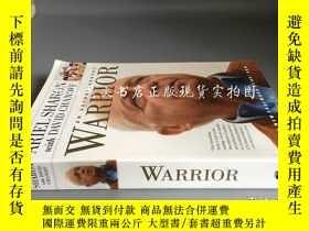 二手書博民逛書店Warrior:罕見An Autobiography(以色列原強