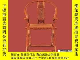 二手書博民逛書店【罕見】Chinese Furniture: A Guide t