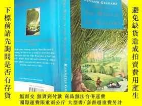 二手書博民逛書店the罕見wind in the willows柳樹的 風Y200392