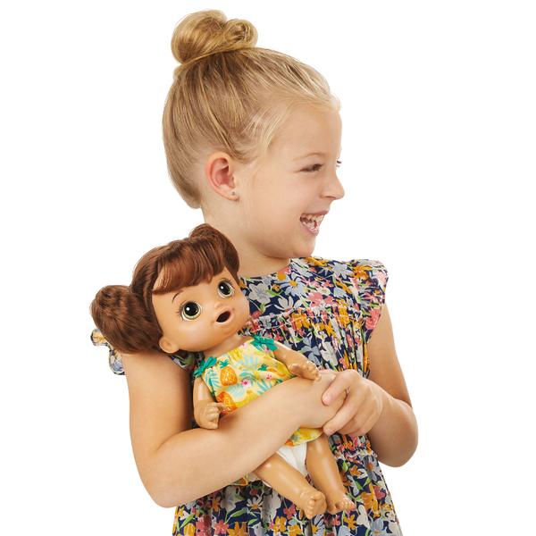 淘氣寶貝 神奇料理機娃娃 棕髮