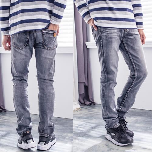高質感手作刷色牛仔褲