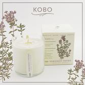 【KOBO】美國大豆精油蠟燭 - 百里芳香-280g/可燃燒60hr