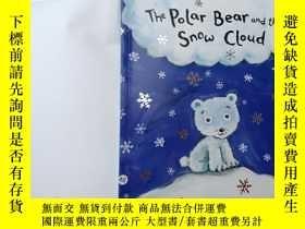 二手書博民逛書店平裝繪本罕見Polar Bear and the Snow Cl