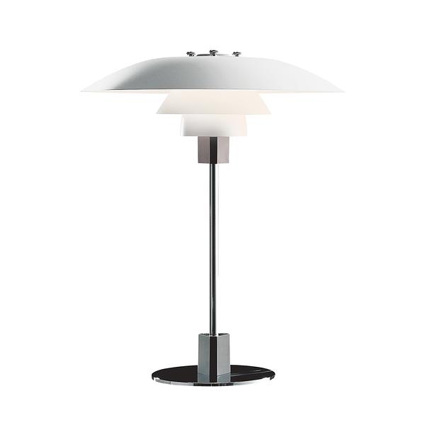 丹麥 Louis Poulsen PH 4/3 Table Lamp 45cm 保羅漢寧森系列 金屬貝殼 三層次 桌燈
