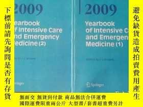 二手書博民逛書店Yearbook罕見of Intensive Care and