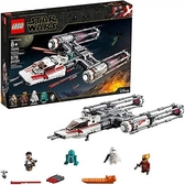 LEGO 樂高 Star Wars: The Rise of Skywalker Resistance Y-Wing Starfighter 75249 (578 Pieces)