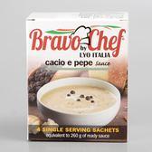 義大利【Bravo Chef】起司胡椒醬(義大利麵用)4包入