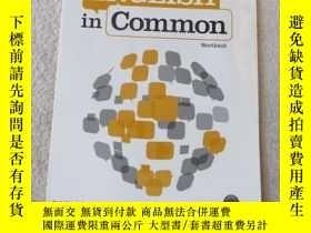 二手書博民逛書店English罕見in Common 3 WorkbookY21