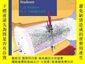 二手書博民逛書店Lectures罕見On Quantum Mechanics For Mathematics Students-數