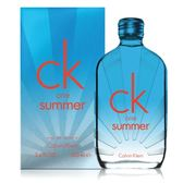 Calvin Klein CK One summer中性淡香2017限量版(100ml)