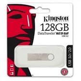 金士頓 128GB DT100G3 USB3.1 Kingston 經典伸縮隨身碟(DT100G3/128GBFR)