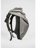 【cote&ciel】NILE BASALT ECO YARN Manganite and Leather No.28091 Nile 尼龍拼接特殊皮革後背包