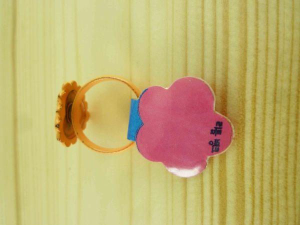 【震撼精品百貨】Donald_唐老鴨~小戒指-橘唐老鴨