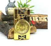 手錶點煙器 可換電子 可調時間 充氣 防風 混色 jy【情人節禮物限時八折】