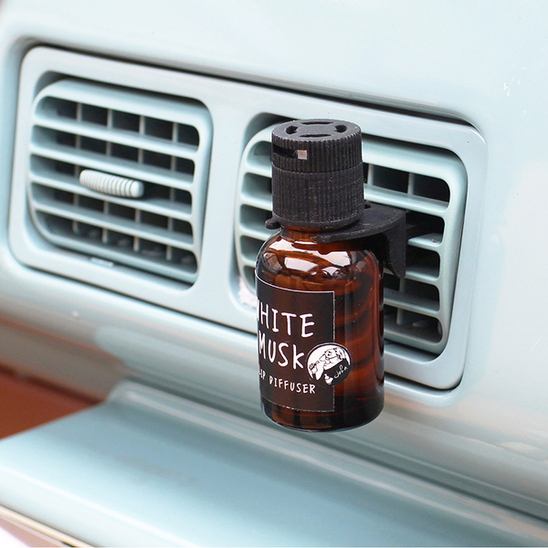 John's Blend 日本原裝 出風口芳香劑 18ml 車用香氛夾【JB014】冷氣口夾式芳香劑 擴香 車用香氛