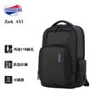 Samsonite 美國旅行者 AT [Zork AY1] 筆電後背包 防盜拉鍊 背後暗袋 外接USB插孔 減壓背帶