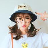 夏天韓國版秋季旅游遮陽帽盆帽太陽帽子漁夫帽可愛女士  年貨慶典 限時鉅惠