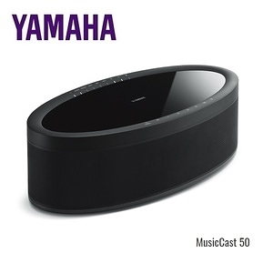 YAMAHA 家庭劇院多功能揚聲器 MusicCast 50黑(WX-051)