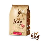 【哈格】犬糧/狗乾糧-鮭魚+米風味2kg*2包組(A001C04-1)
