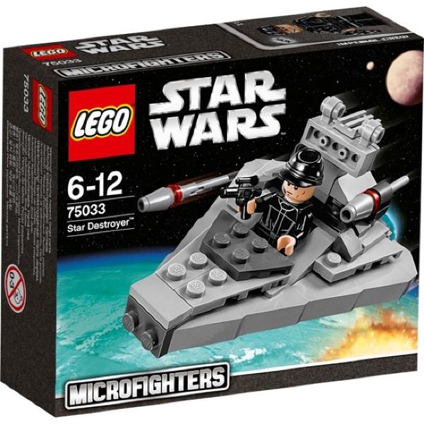 LEGO 樂高 STAR WAR 星際大戰 Star Destroyer 75033