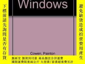 二手書博民逛書店Rose罕見WindowsY346464 Cowen, Pain