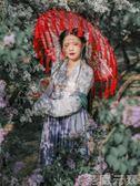 漢服女靈魂擺渡黃泉漢服古風日常女夏齊胸襦裙   至簡元素