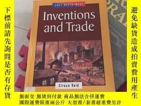 二手書博民逛書店Inventions罕見and TradeY267886