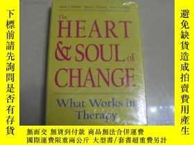 二手書博民逛書店The罕見Heart & Soul of Change【未拆封】