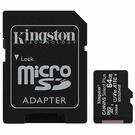 全新 KingSton 金士頓 SDCS2/64GB 64G microSDXC TF UHS-I A1 V10 記憶卡