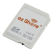 ez Share Wi-Fi SDHC-32GB 易享派 ezShare ES100 32G class 10 【公司貨】 SD HC