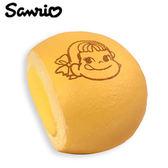【日本正版】PEKO 不二家 奶油餐包 捏捏吊飾 牛奶妹 吊飾 捏捏樂 軟軟 squishy 捏捏 三麗鷗 - 619662